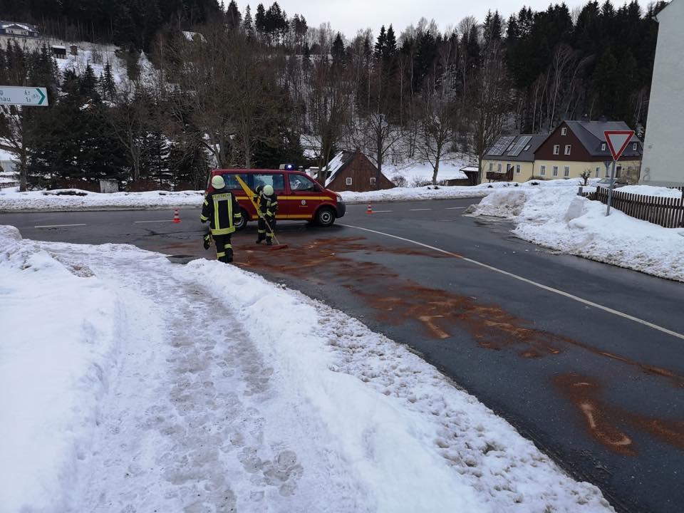 TH 1 | Ölspur Pobershau - Gebirge - Marienberg