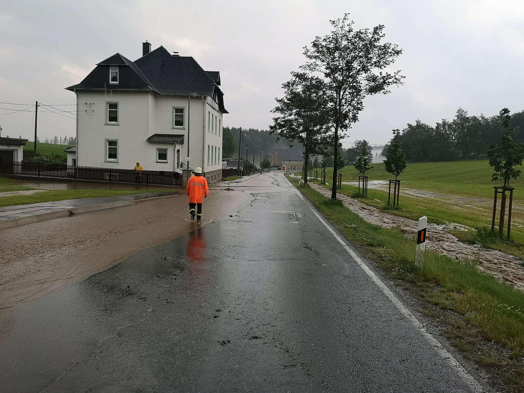 TH 1 | Überflutung