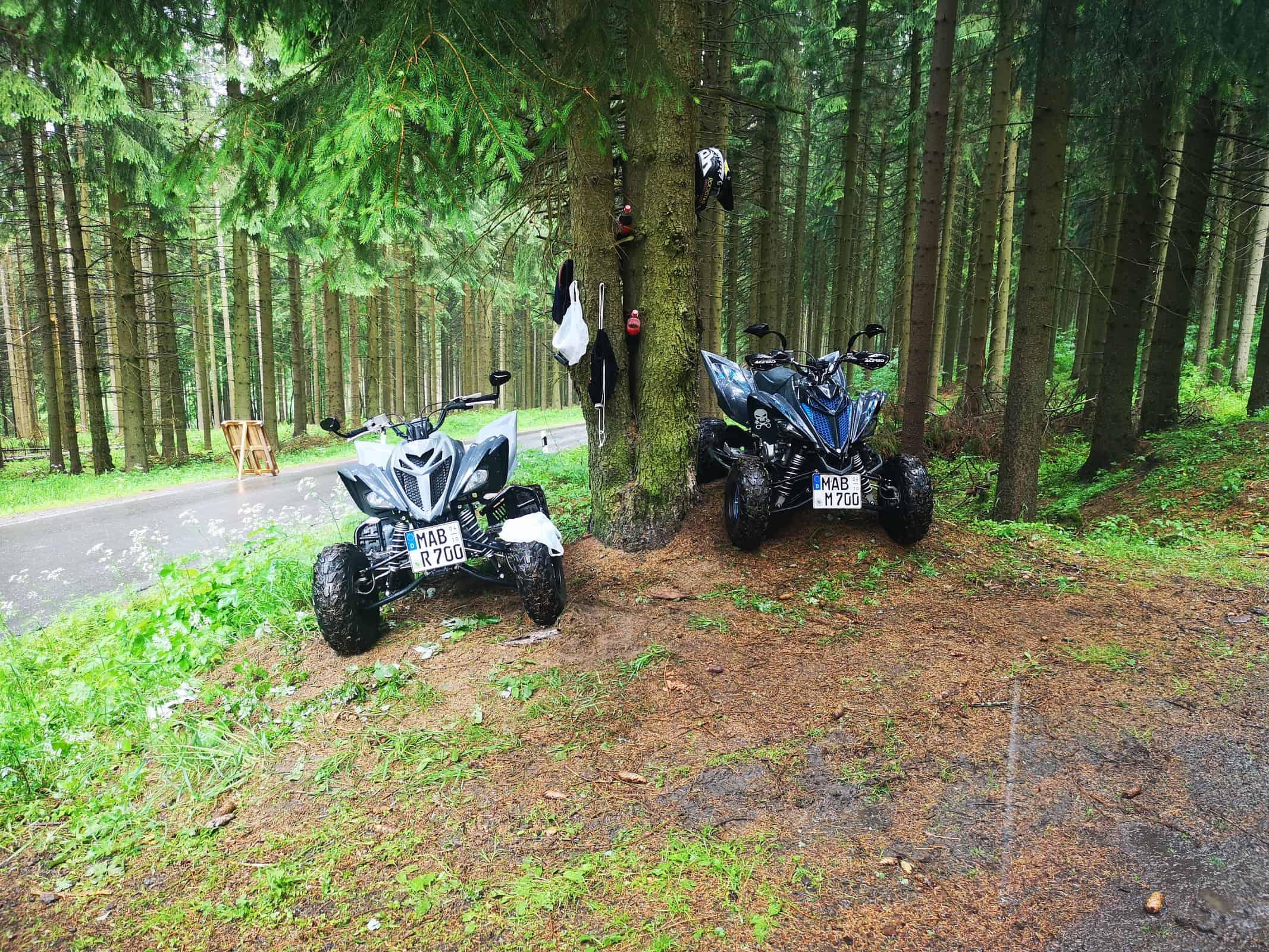 Absicherung | Miriquidi Bike Challenge