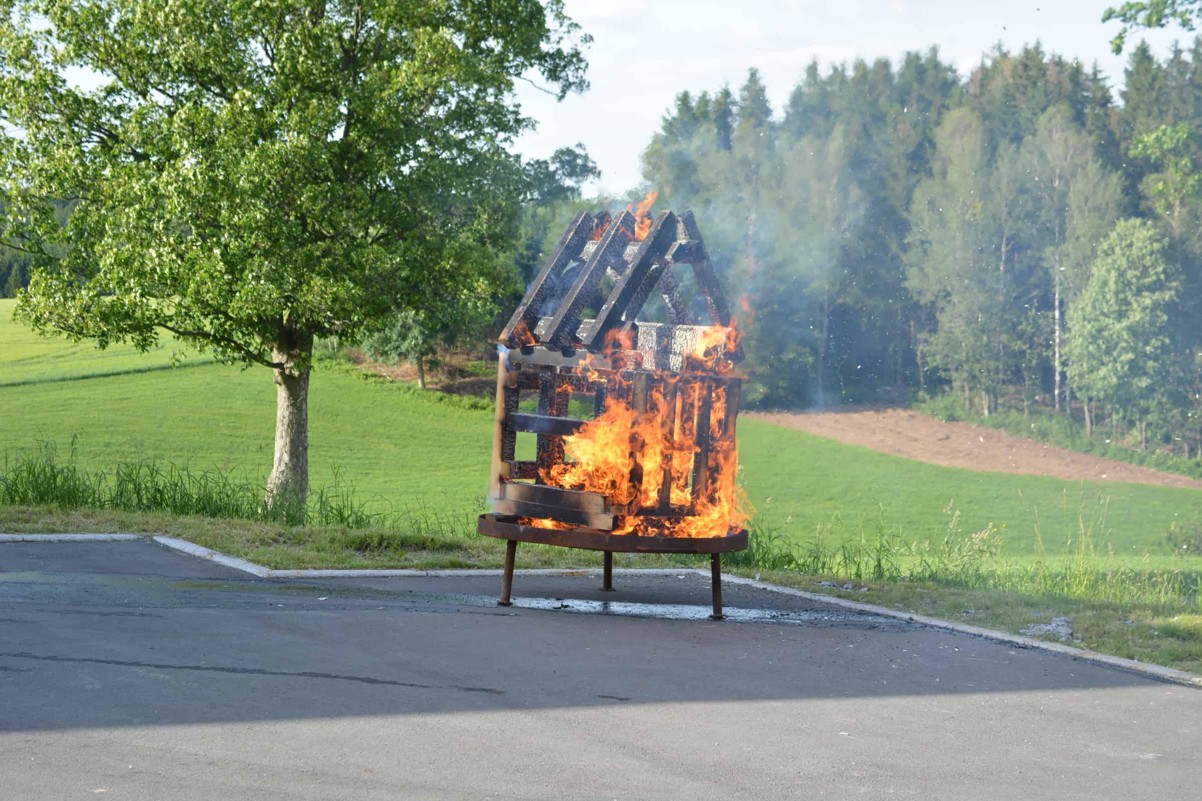 Grillfest & 20 Jahre Jugendfeuerwehr