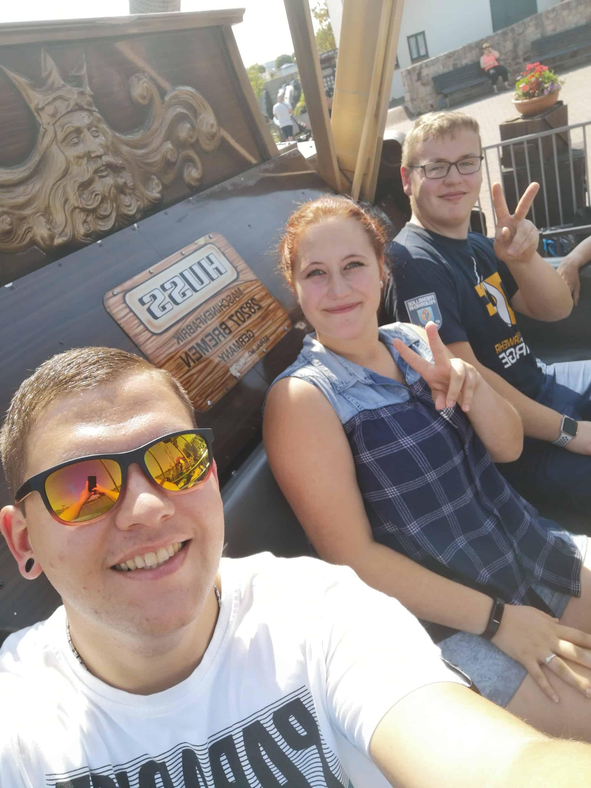 Jugendfeuerwehr   Ausfahrt Belantis