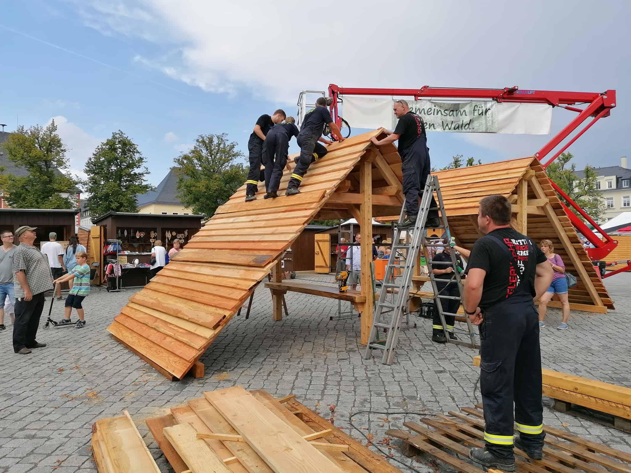 Holzmarkt Marienberg