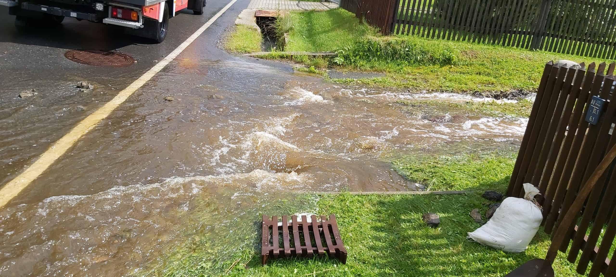 TH 1 | Überflutung nach Regenfällen 4