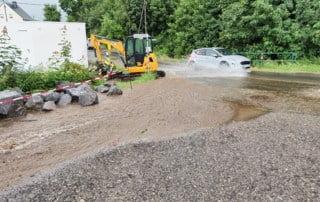 TH 1 | Überflutung nach Regenfällen 1
