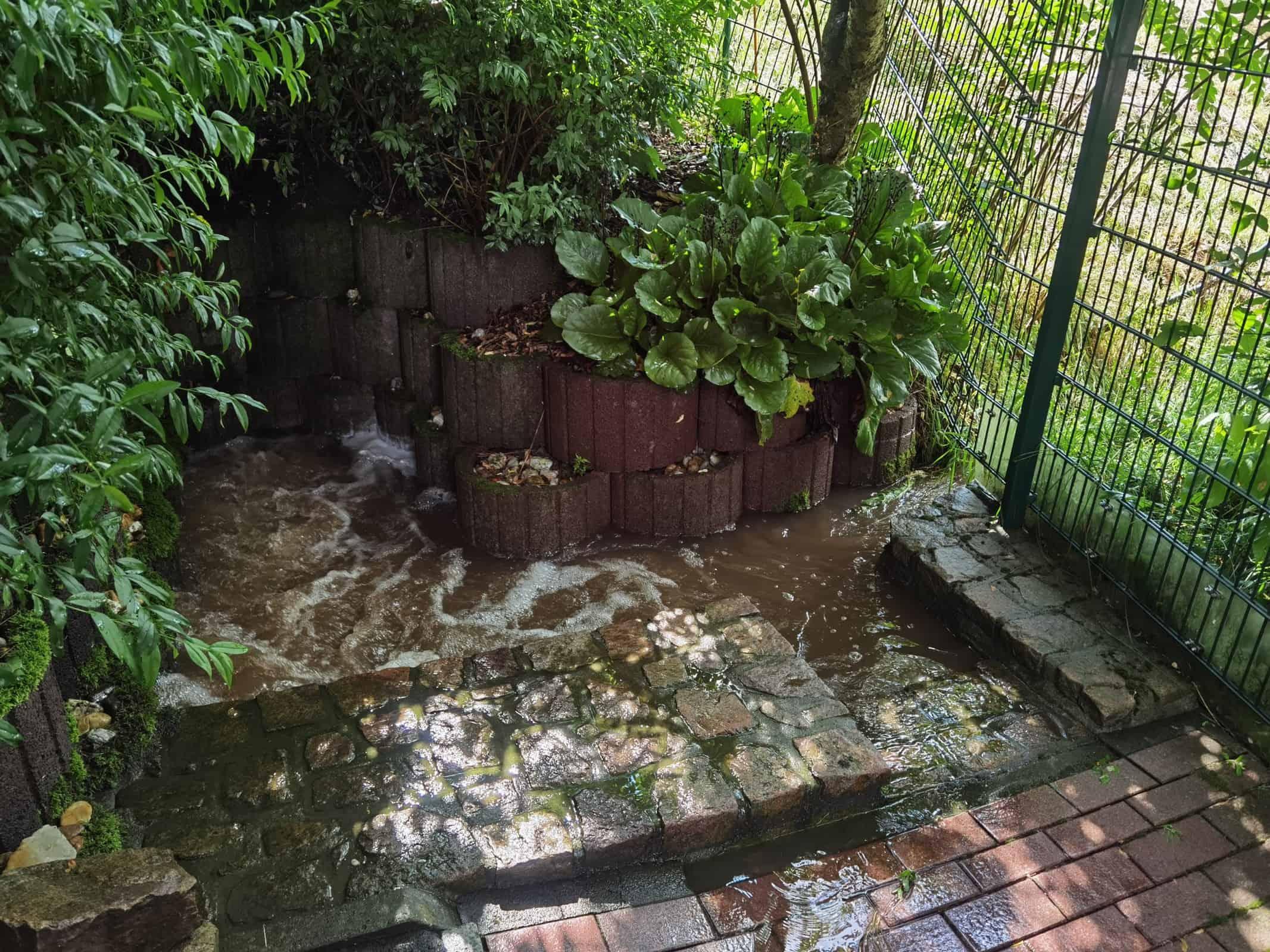 TH 1 | Überflutung nach Regenfällen 6